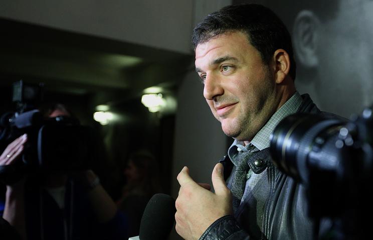 Актер Максим Виторган