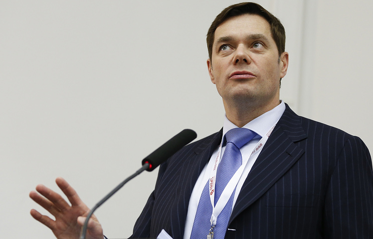 Алексей Мордашов