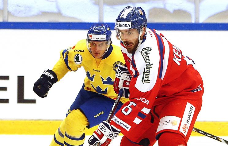 Михал Кемпны (справа)