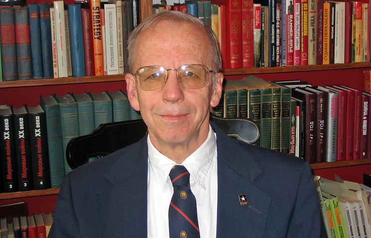 Дэвид Гланц
