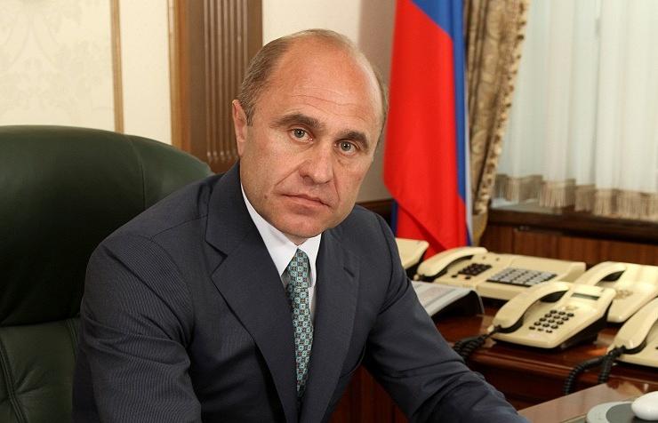 Управляющий делами президента России Александр Колпаков