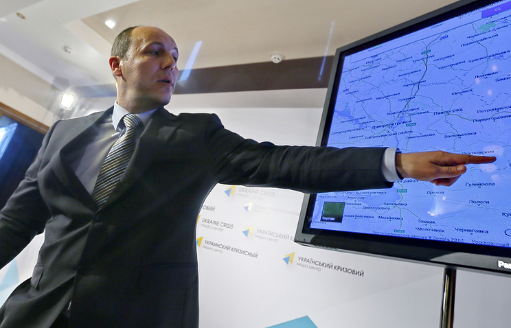 Сопредседатель межпарламентского совета Украина- НАТО Андрей Парубий