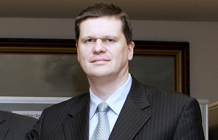 Министр охраны окружающей среды и регионального развития Латвии Каспарс Герхардс