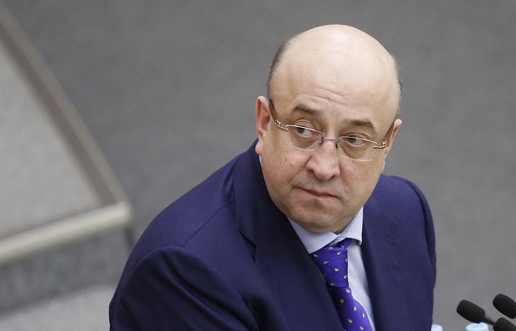Председатель комитета Госдумы РФ по конституционному законодательству и государственному строительству Владимир Плигин