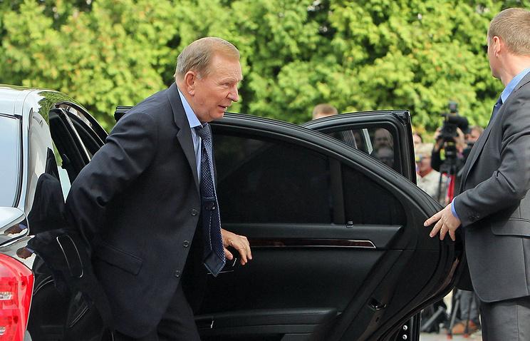 Экс-президент Украины Леонид Кучма