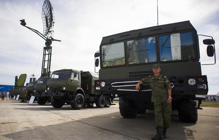 """Высокоточный оперативно-тактический ракетный комплекс сухопутных войск """"Искандер"""""""