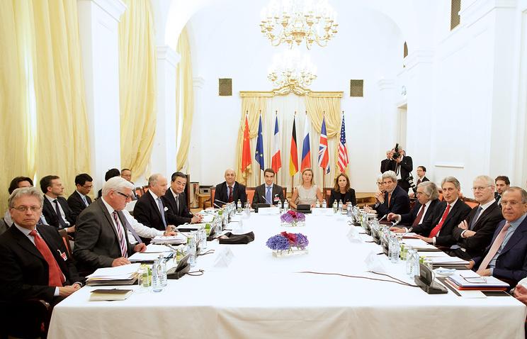 Переговоры по ядерной программе Ирана в Вене