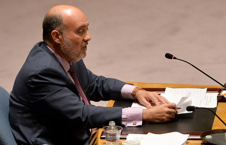 Постоянный представитель Израиля при ООН Рон Прозор
