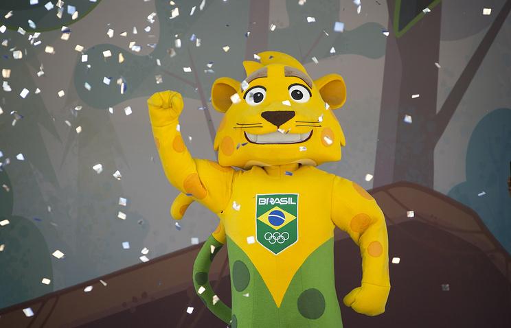 Талисман  Олимпийских игр в  Бразилии