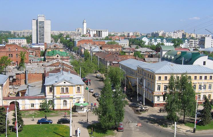 Перекресток улиц Носовской и Интернациональной, Тамбов
