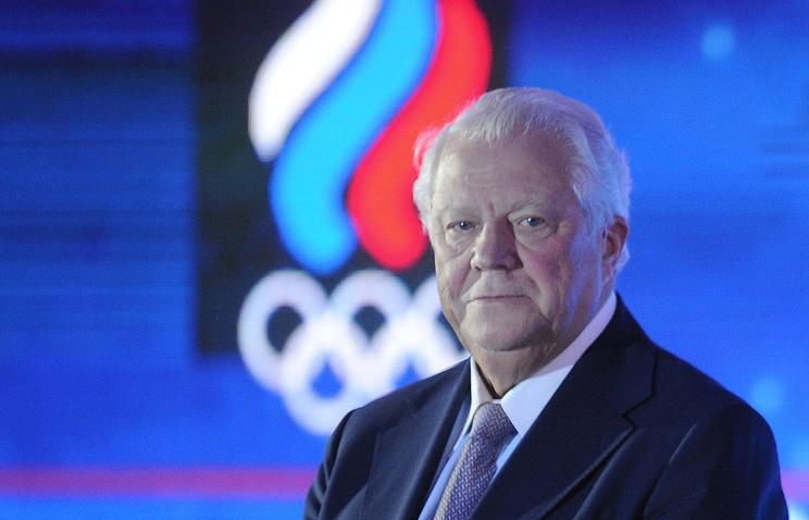 Член олимпийского комитета