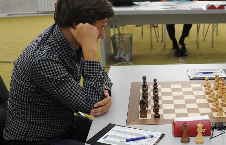 Шахматисты Сергей Карякин