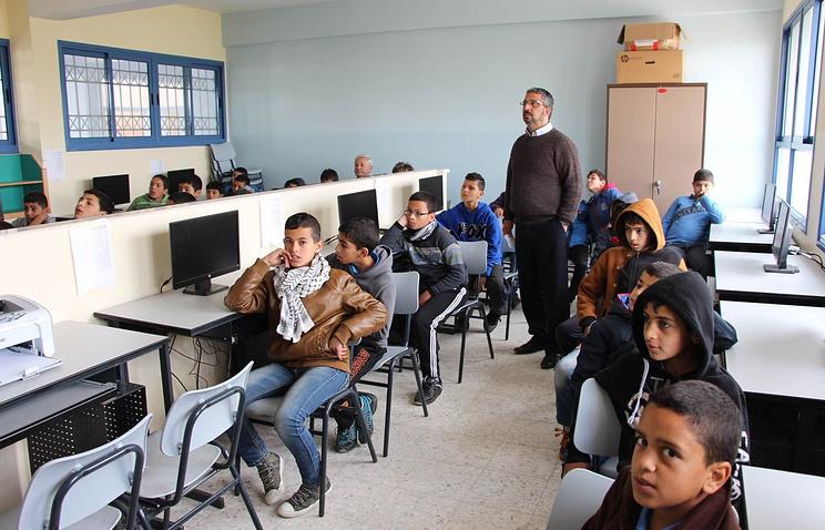 Общеобразовательная школа для мальчиков имени российско-палестинской дружбы в Вифлееме
