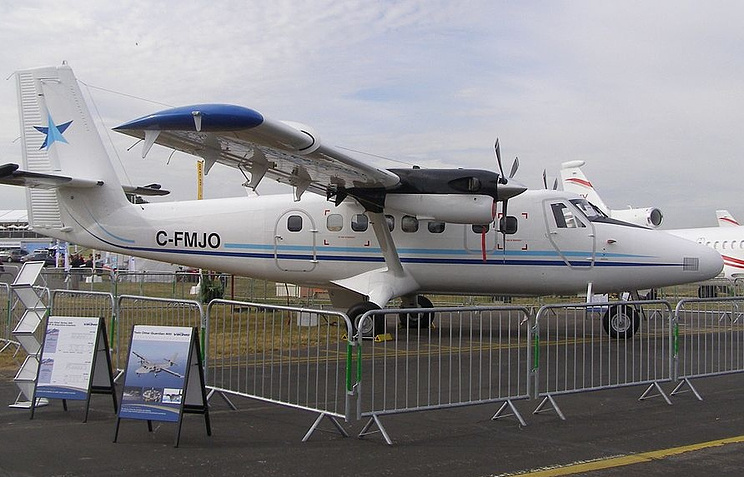 самолет DHC-6 Series 400 Twin Otter
