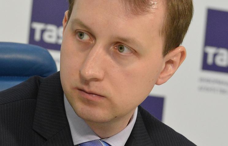 Генеральный директор Федерального центра поддержки гастрольной деятельности Антон Прохоров