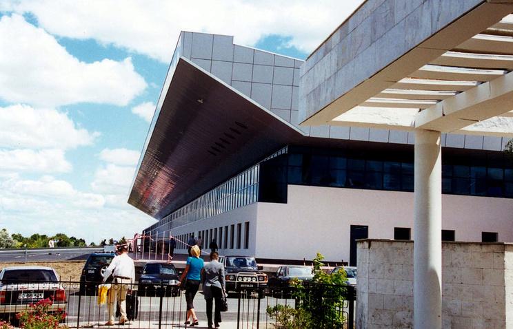 Аэропорт в Кишиневе