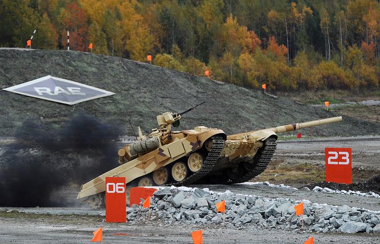 В Нижнем Тагиле открывается Х Международная выставка вооружений Russia Arms EXPO