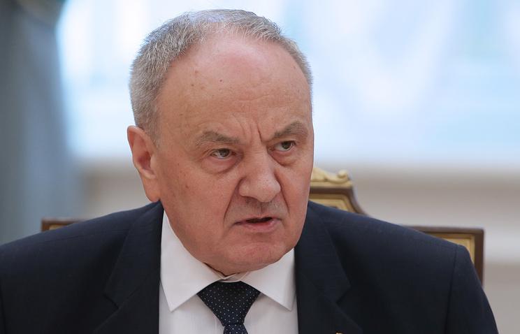 Николай Тимофти