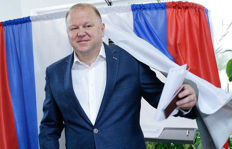Временно исполняющий обязанности губернатора Калининградской области Николай Цуканов