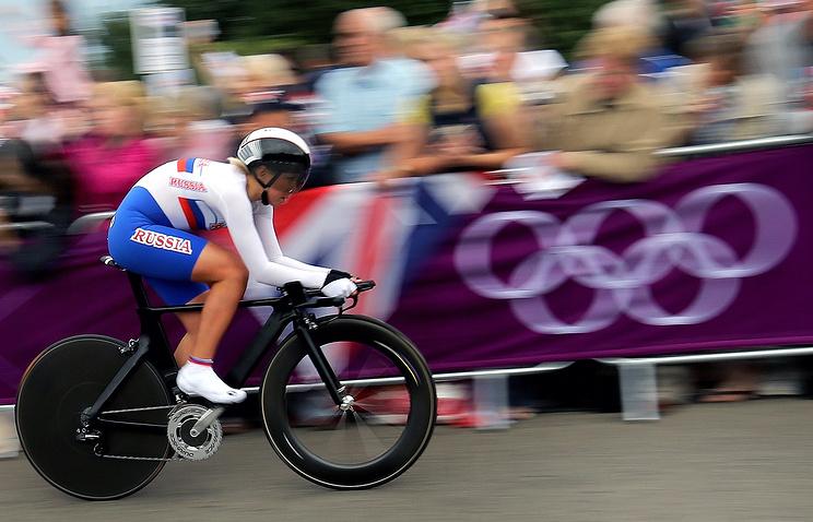 Ольга Забелинская на Олимпиаде- 2012 в Лондоне