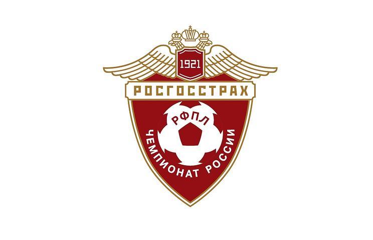 Логотип чемпионата России по футболу