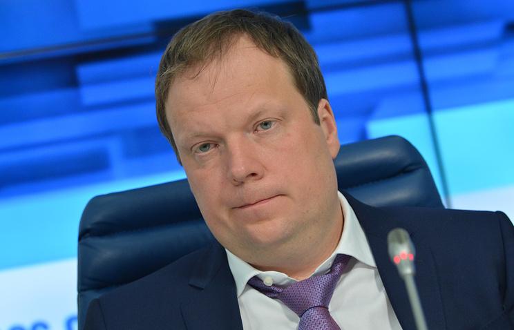 Член Общественной палаты России Владислав Гриб
