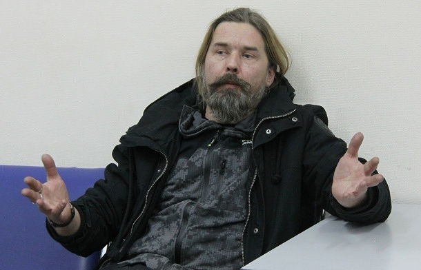 Сергей Троицкий (Паук)