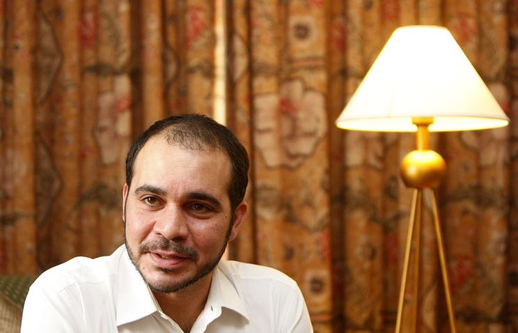 Принц Али бин Аль-Хусейн