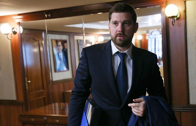 Глава Федерального агентства по делам национальностей Игорь Баринов