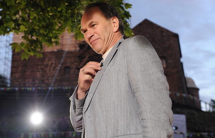 Актер Алексей Гуськов