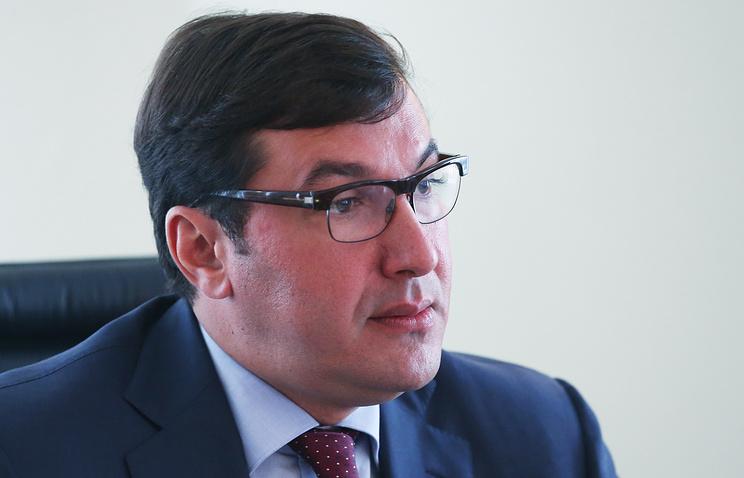 Президент Всероссийской федерации волейбола России Станислав Шевченко
