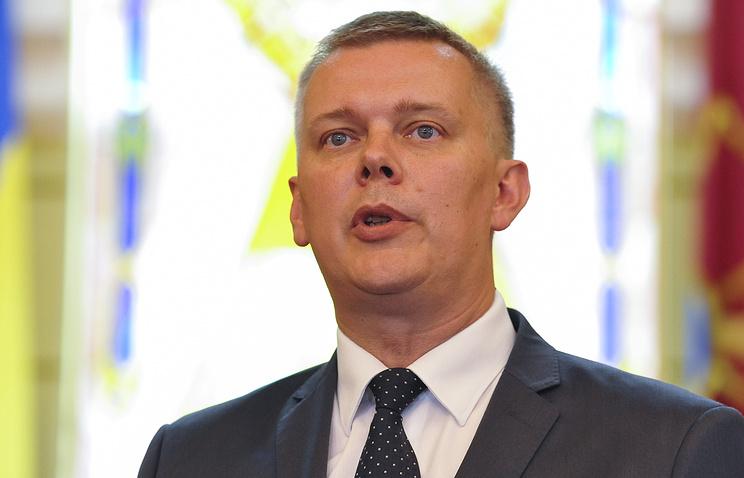 Министр обороны Томаш Семоняк