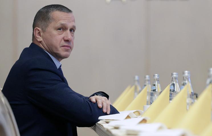 Вице-премьер РФ, полпред президента РФ в Дальневосточном федеральном округе Юрий Трутнев