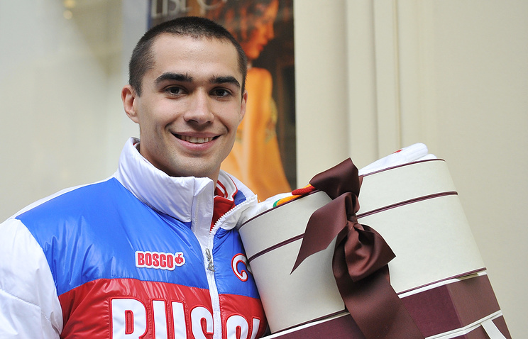 Олимпийский чемпион в бобслее Алексей Негодайло