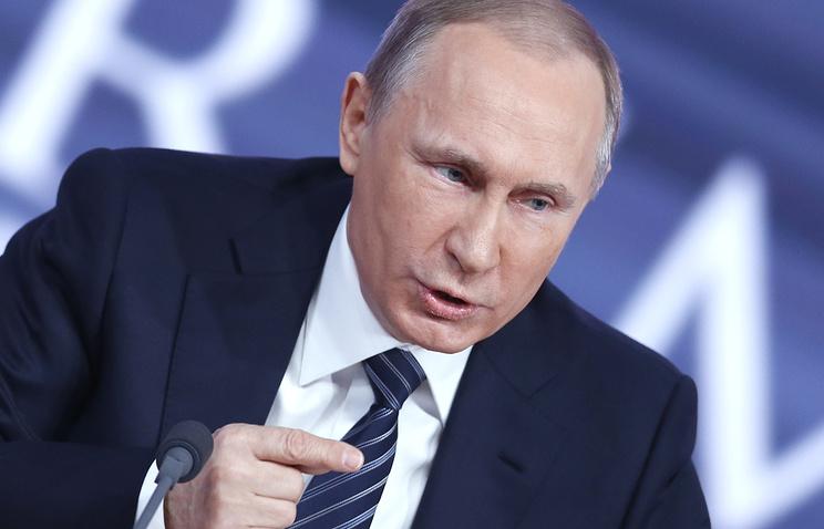 Владимир Путин потребовал не продавать госпакеты акций за бесценок