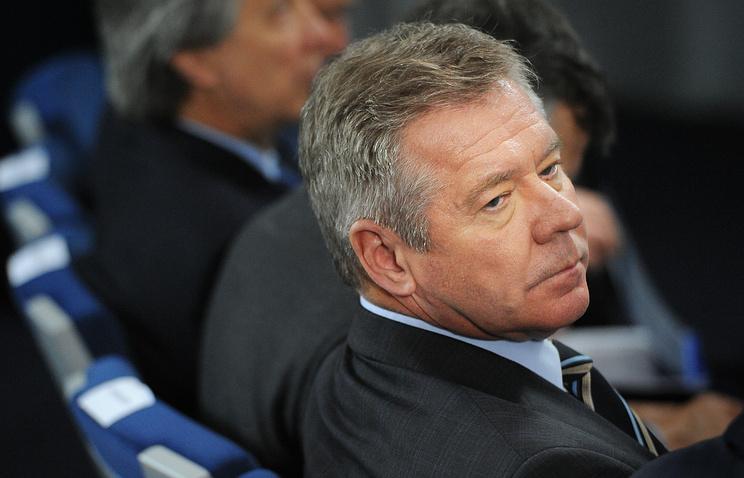 Заместитель министра иностранных дел Геннадий Гатилов