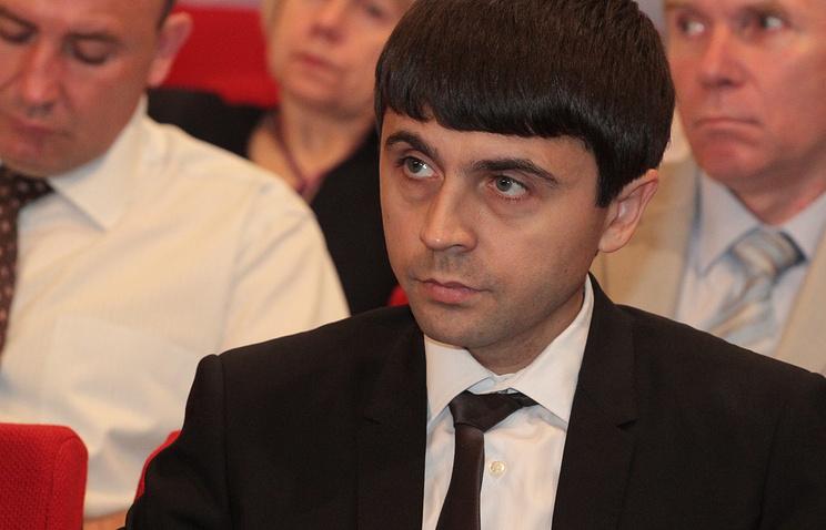 Вице-премьер правительства Крыма Руслан Бальбек