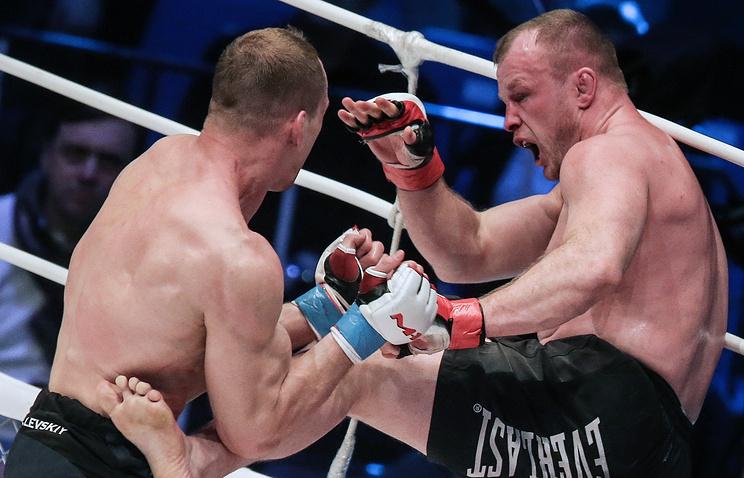 Вячеслав Василевский и Александр Шлеменко