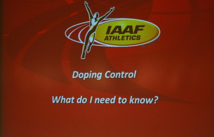 IAAF неправильно истолковала новые правила поперепроверке допинг-проб