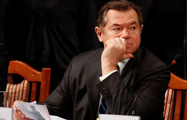 Советник президента России по вопросам региональной экономической интеграции Сергей Глазьев