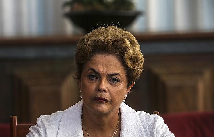 Дилма Русеф сообщила, что желает остаться напосту президента