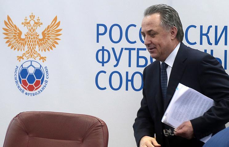 Мутко назвал свою главную цель напосту руководителя РФС