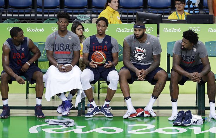 прогноз матча по баскетболу США - Бразилия