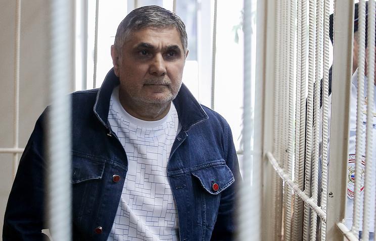 Решение Мосгорсуда: юристы несумели освободить Шакро юного изСИЗО
