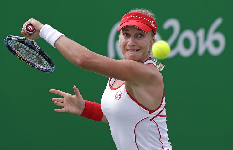 Макарова вышла втретий круг олимпийского теннисного турнира