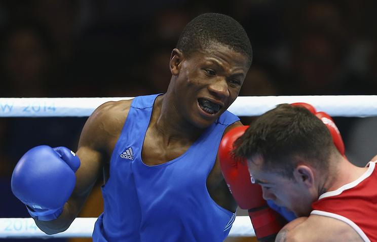 Боксера изНамибии арестовали запопытку изнасилования волимпийской деревне