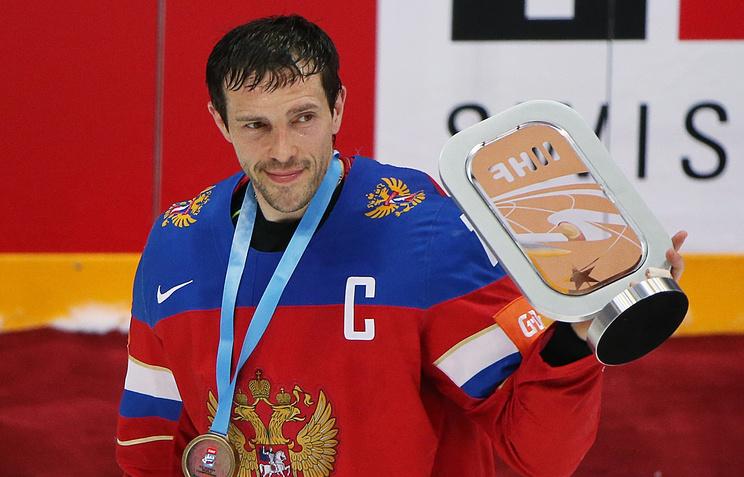 Русские звезды НХЛ сыграют вматче наоткрытии «Дацюк-арены» вЕкатеринбурге