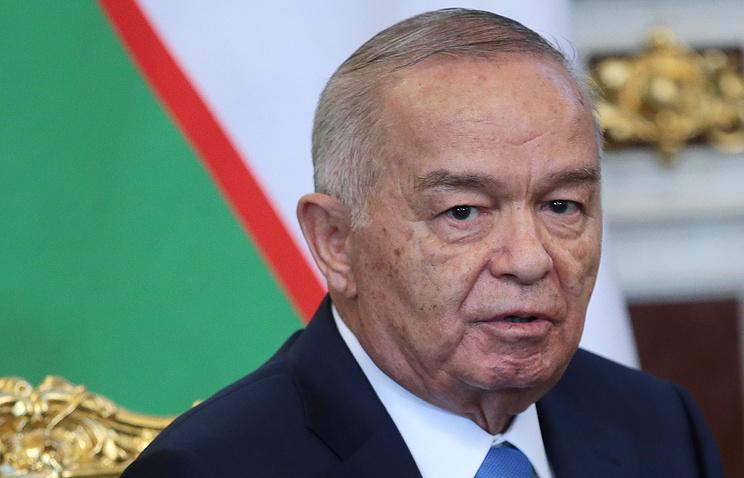 Президента Узбекистана госпитализировали синсультом