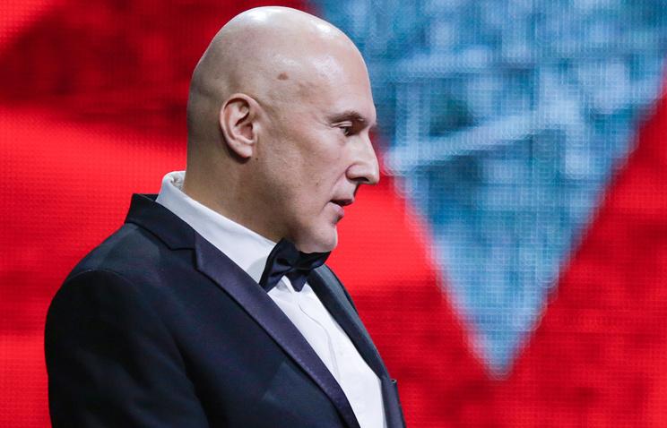 Новым президентом авторского совета РАО стал автор ипродюсер Игорь Матвиенко