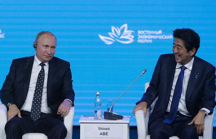 РФ неторгует территориями— Путин оКурилах